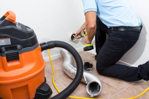 ductwork installing contractor