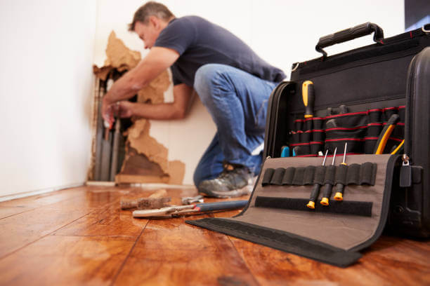 professional water damage restoration service