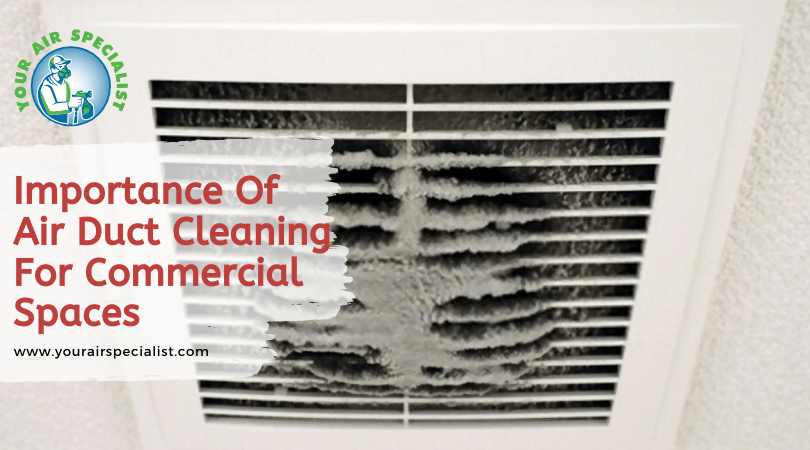 Importance Of Air Duct Cleaning For Commercial Spaces