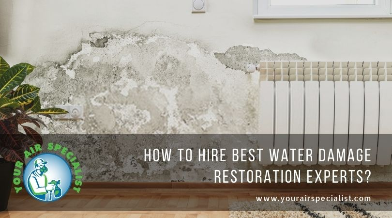 Water Damage Restoration Experts